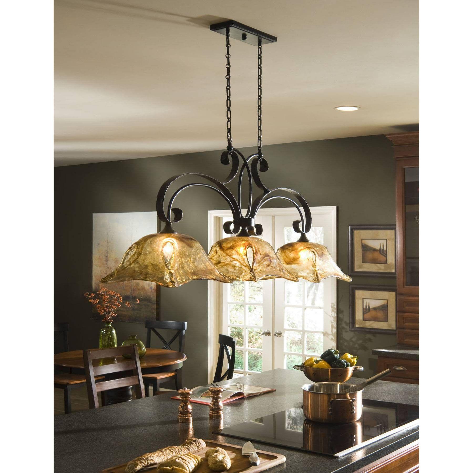 The Best Wrought Iron Kitchen Lighting