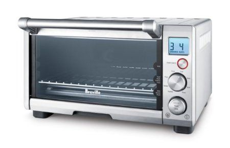 Amazon Com Breville Bov650xl Compact Smart Oven 1800 Watt Toaster
