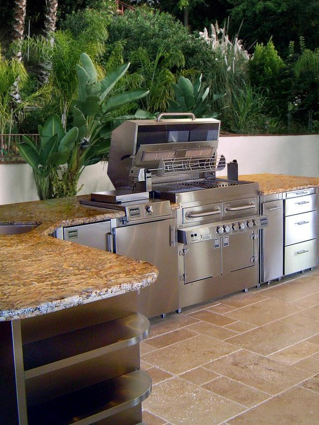 Outdoor Kitchen Ideas And Designs on outdoor entertainment designs and ideas, kitchen cabinets and ideas, kitchen plans and ideas, kitchen backsplash designs and ideas, summer kitchen designs and ideas,