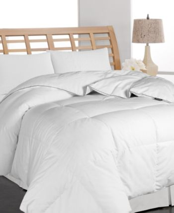 Blue Ridge Elle White King Down Comforter White Down Comforter