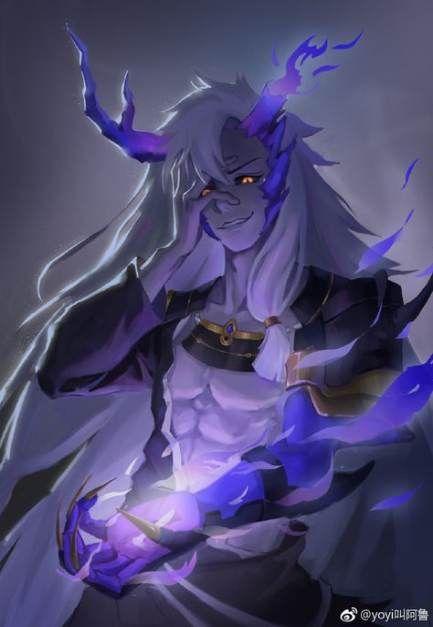 Anime Art Guy Demons 37 Ideas Art Evil Anime Anime Demon Boy Anime
