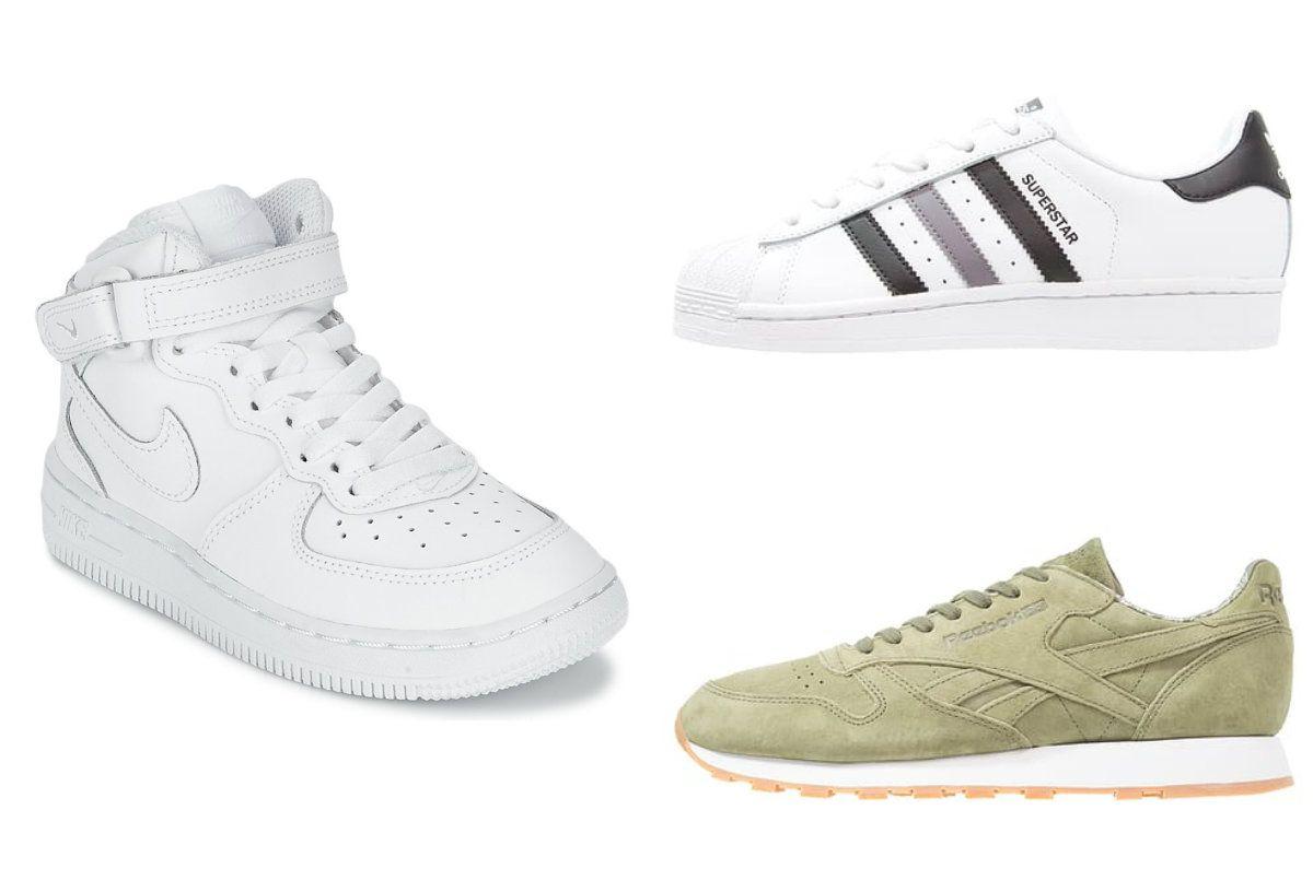 Plus que jamais, les sneakers vintage sont à la mode en ce printemps Voici  3 modèles incontournables pour les fashion et sneakers-addicts. 5cee19fdd08b