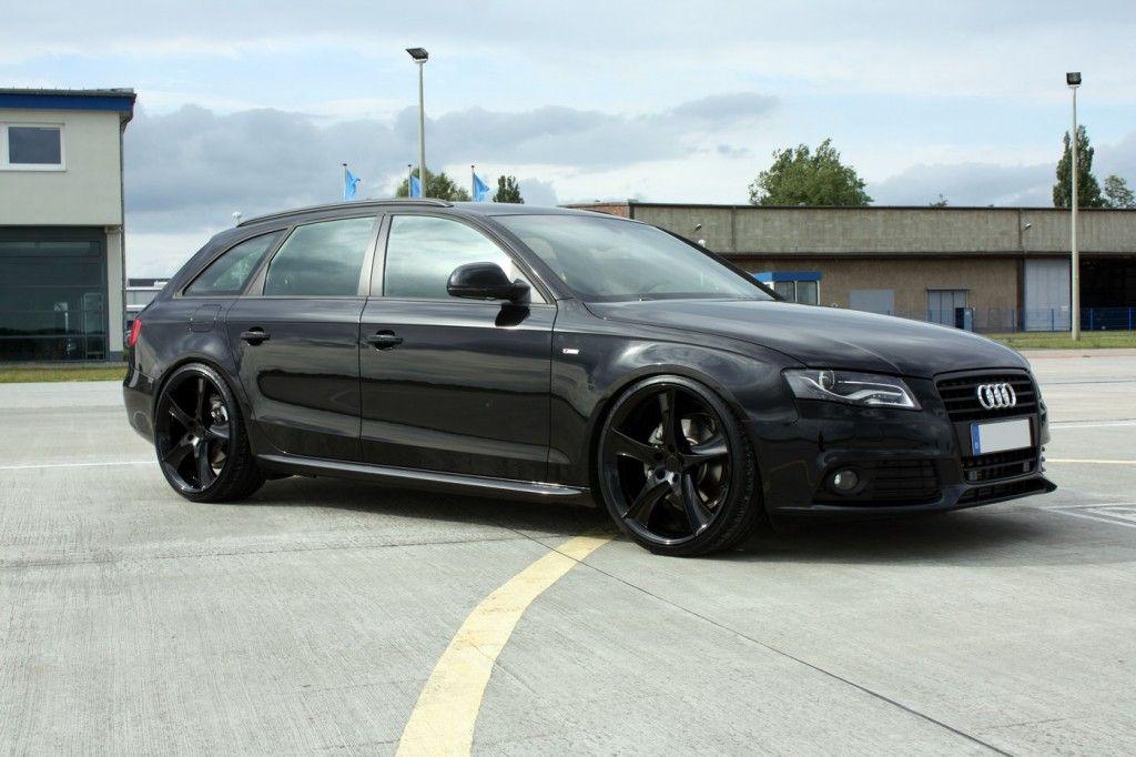 Avus Audi A4 Avant Black Arrow Audi A4 Avant Audi A4 Audi Wagon