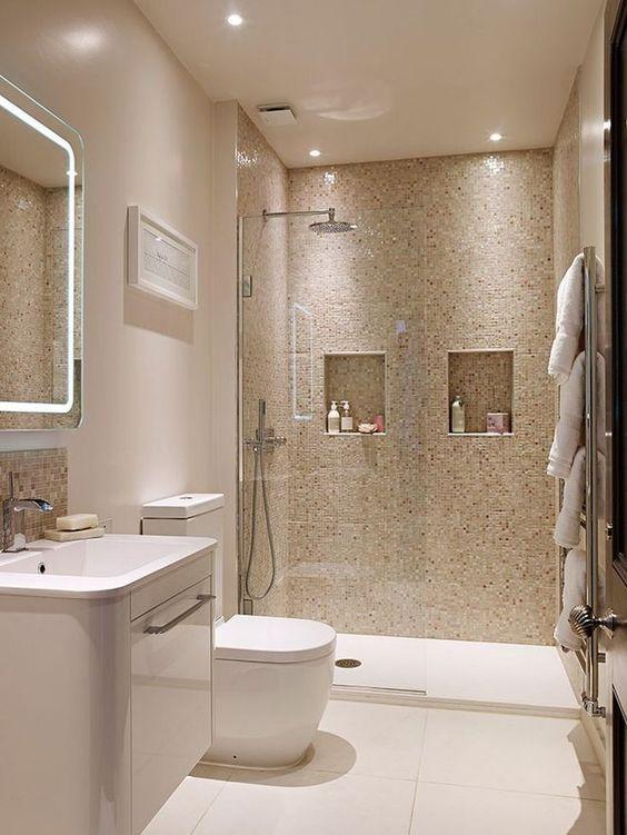 Banheiro Decorado: 90 Fotos com Dicas de Decoração