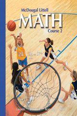 McDougal Littell Math Course 2
