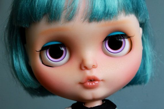 Se Joga! is my new collection of eyechip, made exclusive for Neo Blythe dolls. There are 20 new colors with funny names (all brazilian portuguese