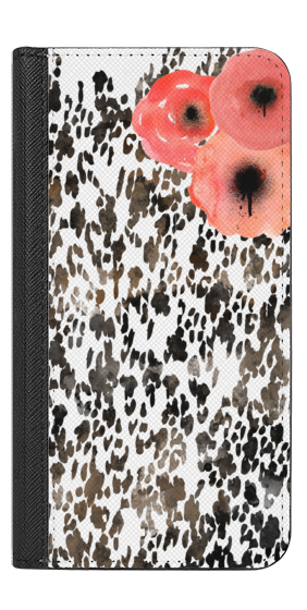 Casetify iPhone 7 Wallet Case - Leopard II by Li Zamperini Art #Casetify