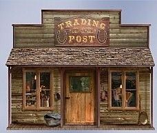 Way Out West Wild Old Saloon Cowboy Western Theme Party Decoration Backdrop Set
