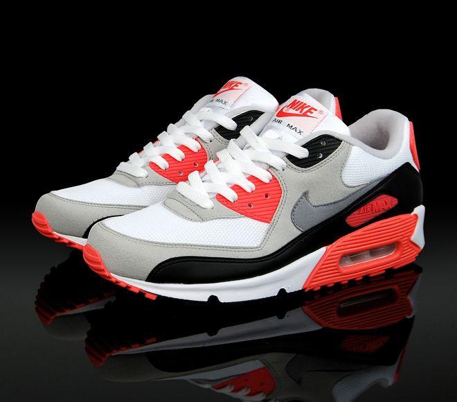 nouveau concept 608a0 74b63 Nike Air Max 90 Infrared | Kicks | Nike air max, Running ...