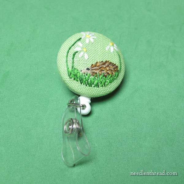 Needlework Tools for Travel