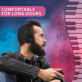 Sound One V10 Headphone With Mic Launched In India Headphone With Mic Bluetooth Headphones Wireless Wireless Headphones With Mic