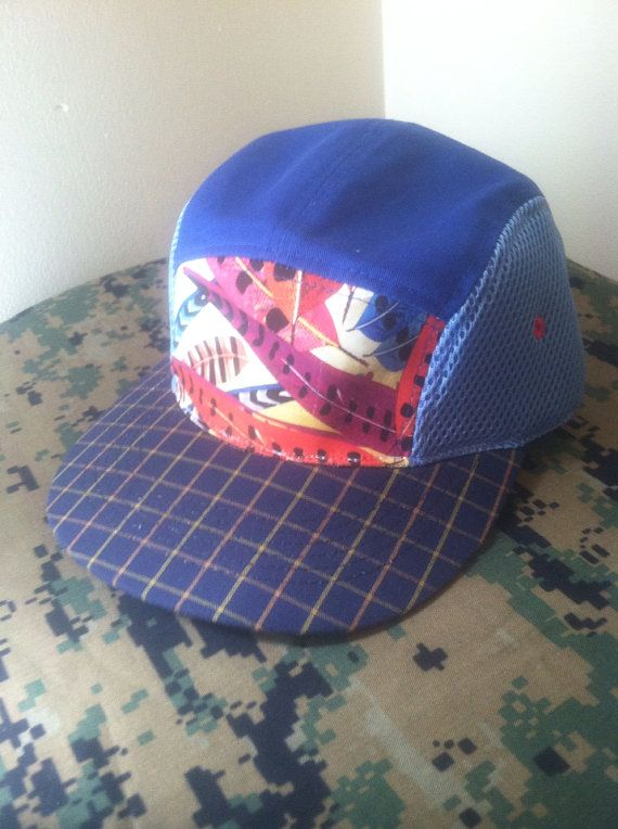Feathers SnapBack by ALIENSofBROOKLYN on Etsy, $30.00
