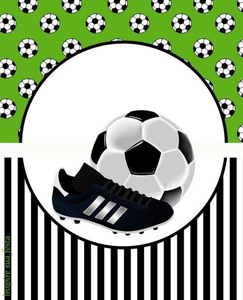Set De Fútbol Etiquetas Para Candy Bar Para Imprimir Gratis Cumpleaños Temático De Fútbol Invitaciones De Cumpleaños Futbol Tortas De Cumpleaños De Fútbol