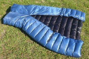 ZPacks.com Ultralight Backpacking Gear - 20 and 30 degree 900 Fill ... : quilt backpacking - Adamdwight.com