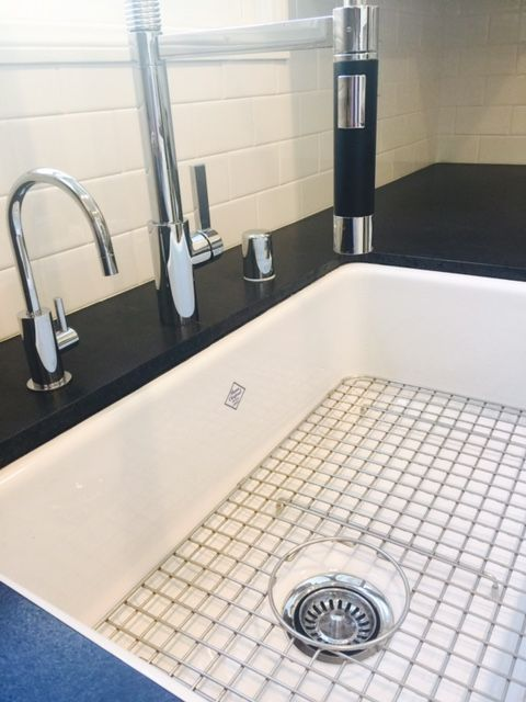 Rohl Shaw Farmhouse Sink With Shaw Grid This Grid Is Absolute