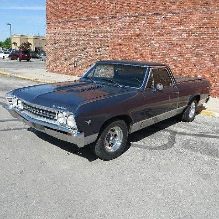 1967 Chevrolet El Camino for sale near Olathe, Kansas 66061 ...