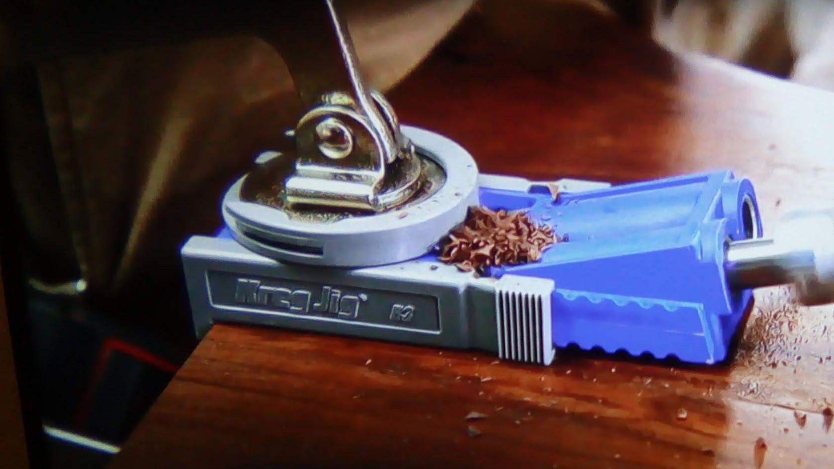 Pin op hout gereedschap zelf maken