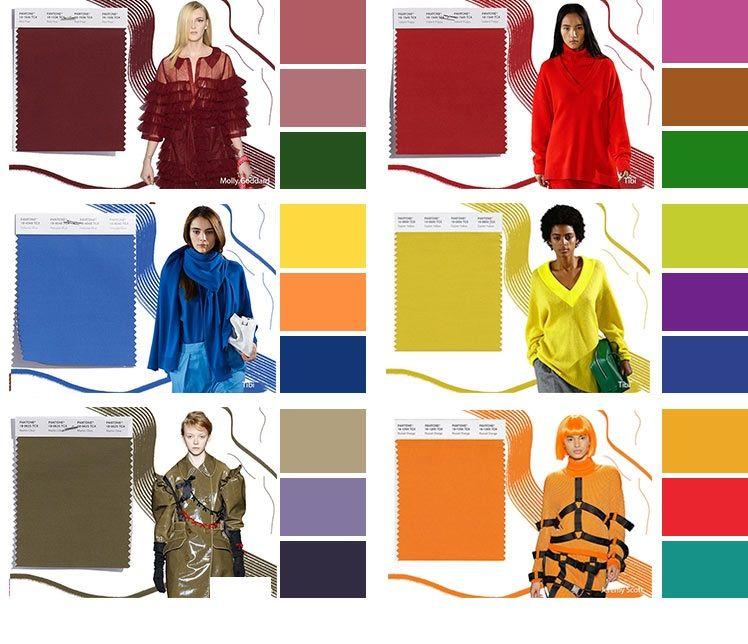825fa0be8 Модные цвета осень-зима 2018/2019. Какие цвета будут самыми модными - БАгиня