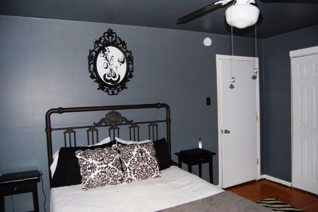 17 Best images about BlueGray BedroomNice on Pinterest. Blue grey paint color