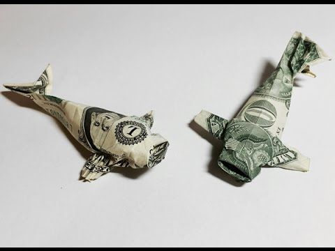 Dollar bill origami koi dollar fish money origami for Dollar bill origami fish