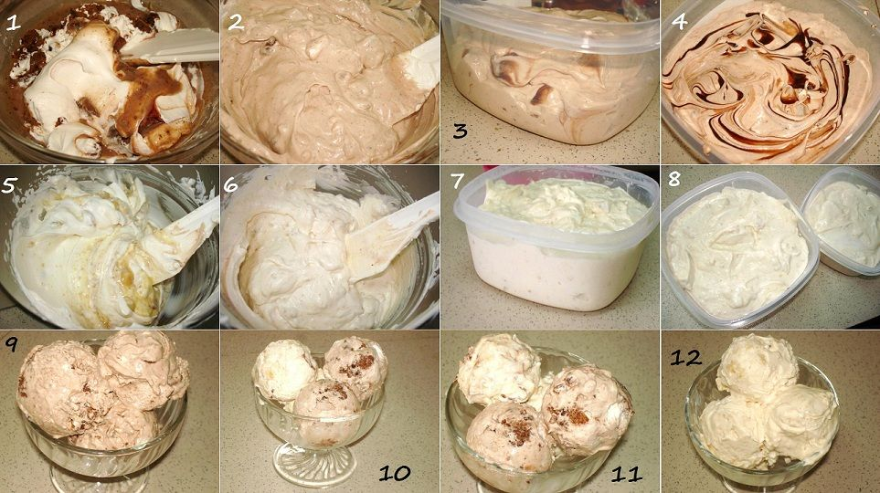 How to make cake at home step by step with pictures.