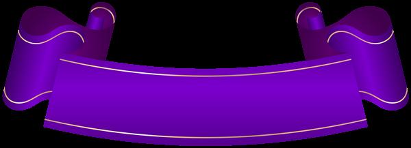 Purple Banner Transparent Clip Art Banner Clip Art Clip Art Free Clip Art