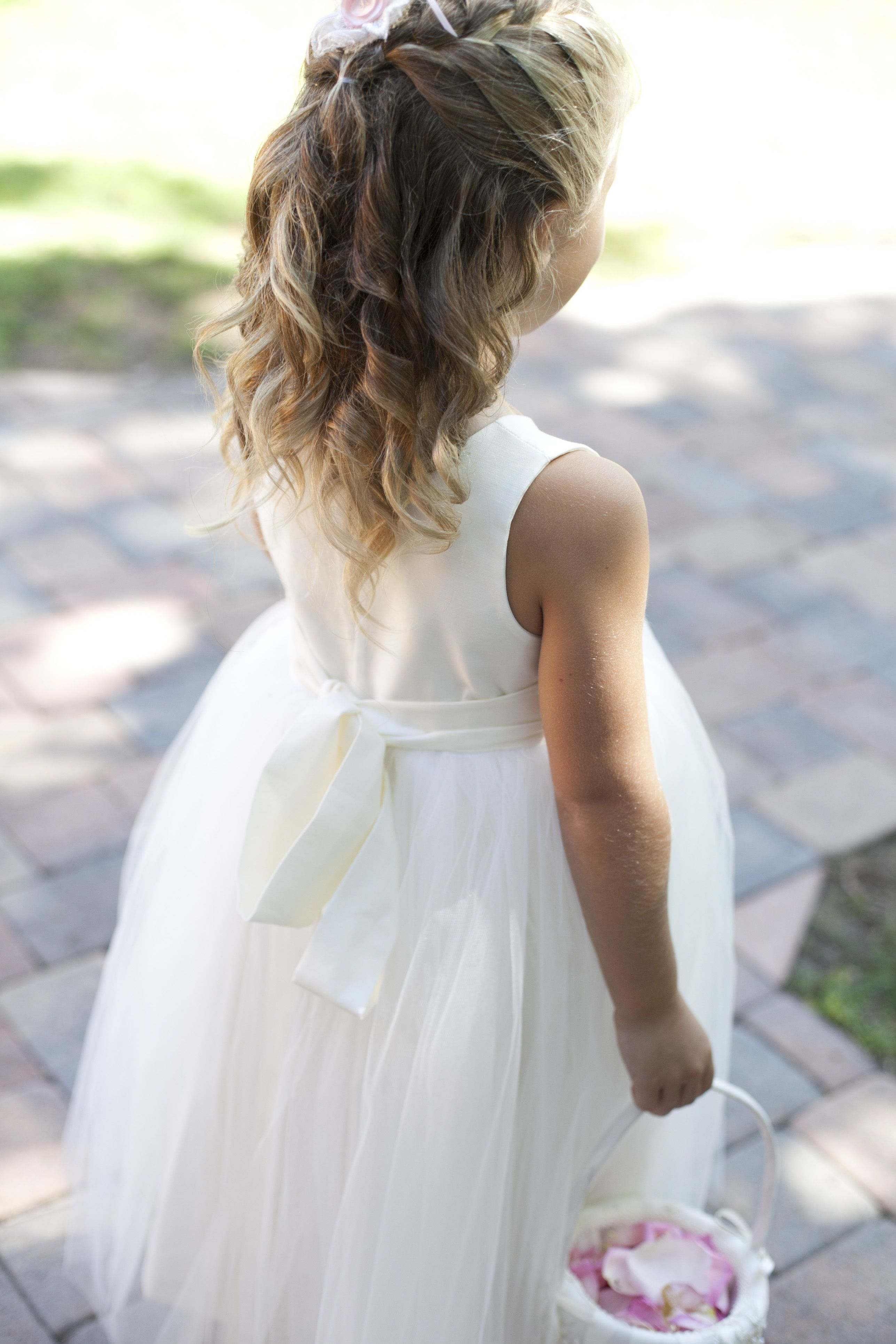 Flower girl dress by gilly gray gillygray ivory flower ivory flower girl dresses ombrellifo Choice Image