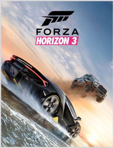 Art Poster Forza Horizon 3 Home Decor Video Game Posters Prints 20 26 Inches My4761 Jogos Xbox One Xbox One Jogos Xbox