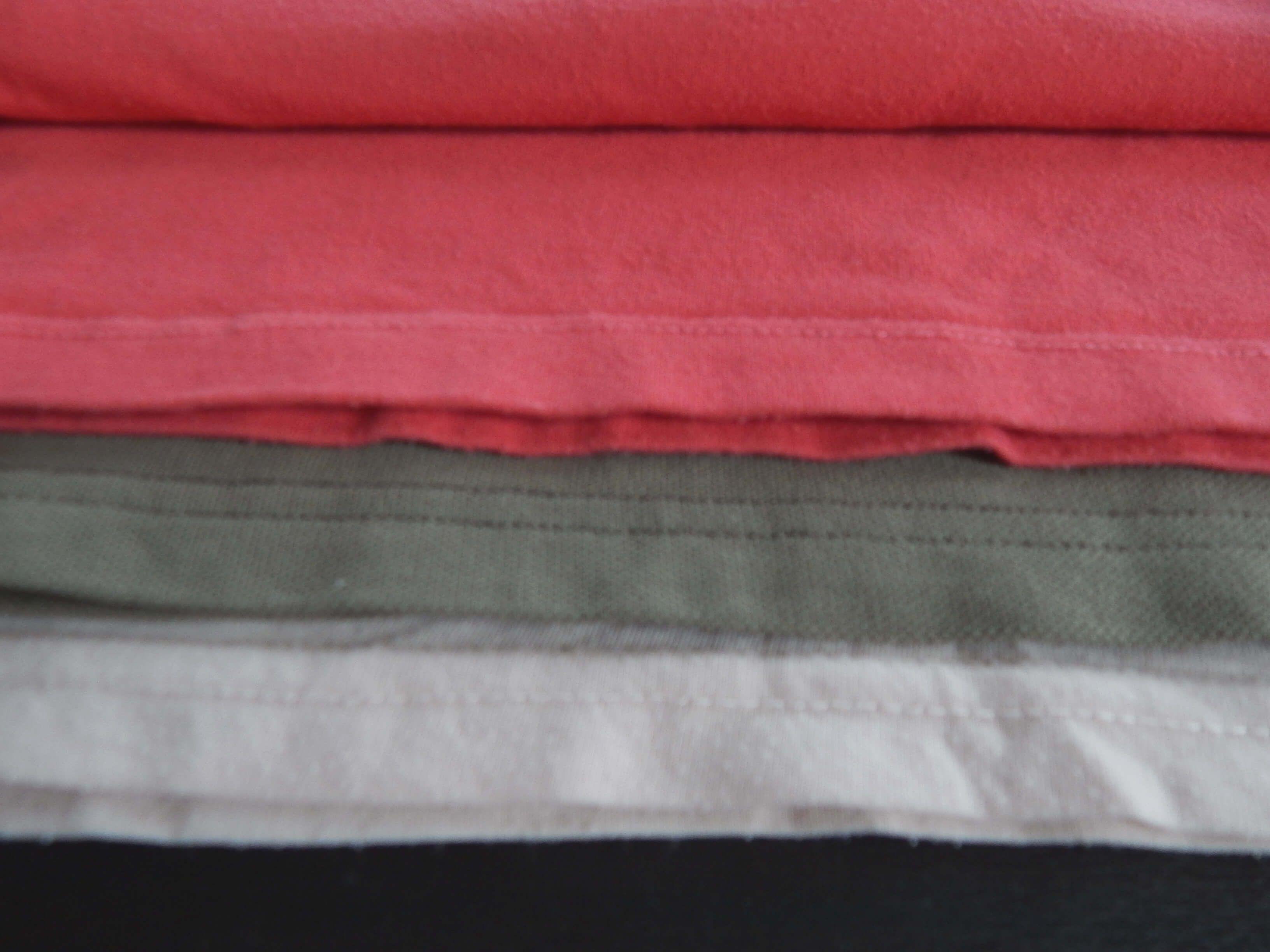 30a71527fc Elasztikus anyag varrása háztartási géppel, rugalmas varrat, póló nyakának  szegése, ikertű használata,milyen cérnát használj,hogyan varrj.