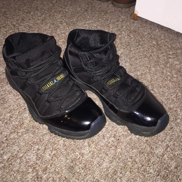 "Air Jordan 11 ""Gamma Blue"" Good condition. 7.5 out of 10. Any flaws you will find in the pictures. Jordan Shoes Sneakers"