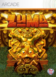 Zuma is a fast-paced tile-matching puzzle video game developed by PopCap  Games
