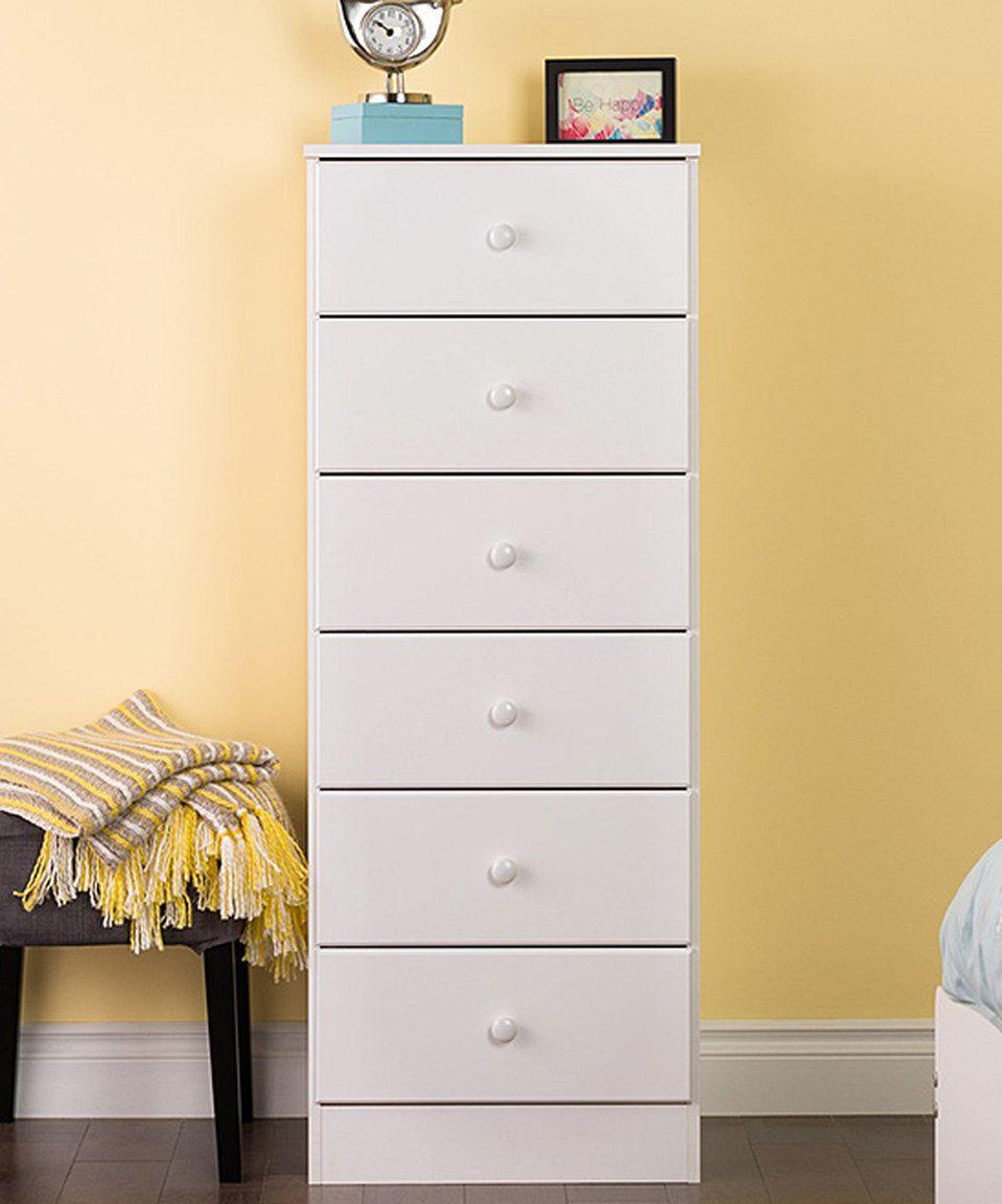 White Astrid Tall Six Drawer Dresser Tall Dresser 6 Drawer Tall Dresser Tall Chest [ 1152 x 959 Pixel ]
