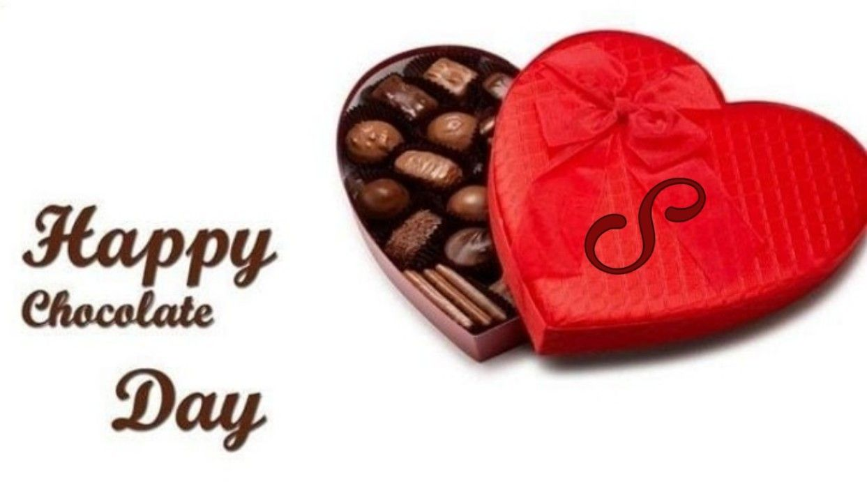 Pin By Sabaa Rajpout On Alphabet Design Happy Chocolate Day Alphabet Design Chocolate Day Love name happy chocolate day images