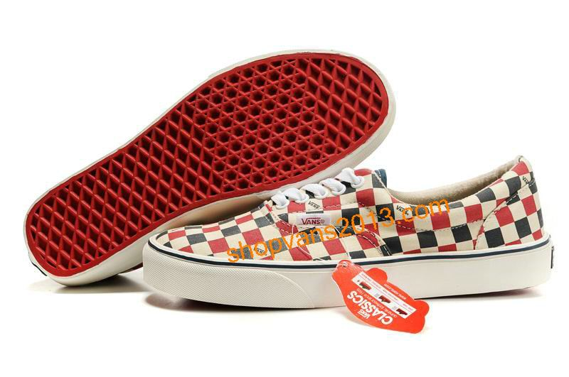 vans classic checkerboard authentic