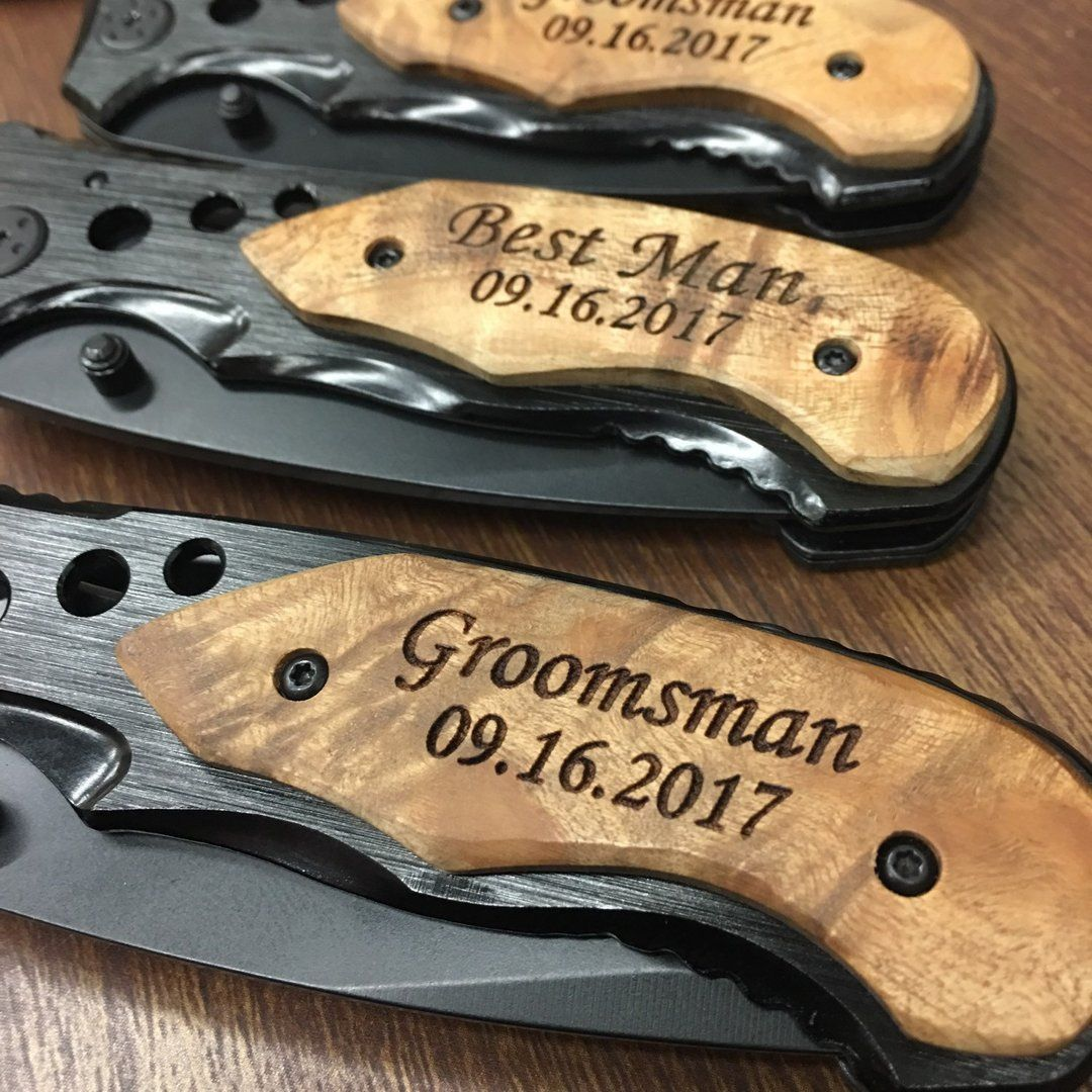 Wedding Gift From Groomsmen: Gifts For Wedding Party, Country Wedding