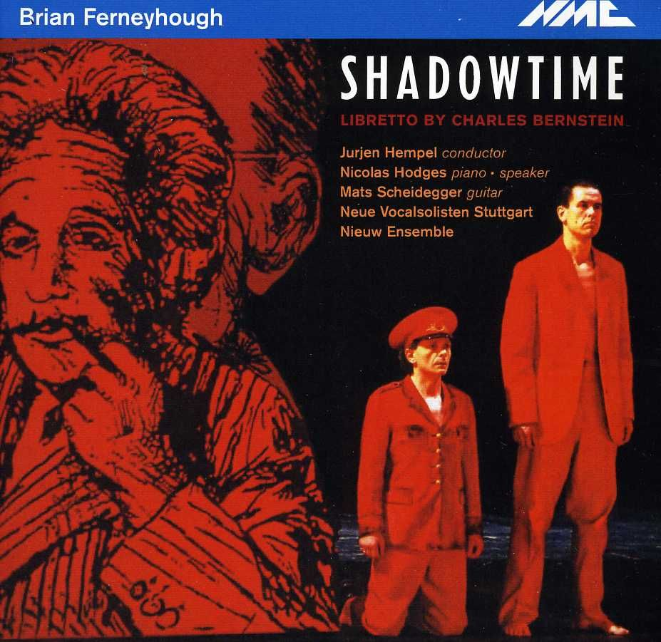 Nicolas Hodges - Ferneyhough: Shadowtime