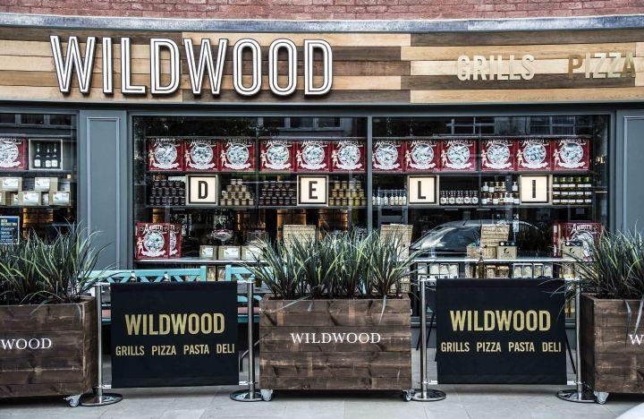 Wildwood Restaurant By Design Command Letchworth Garden City Uk
