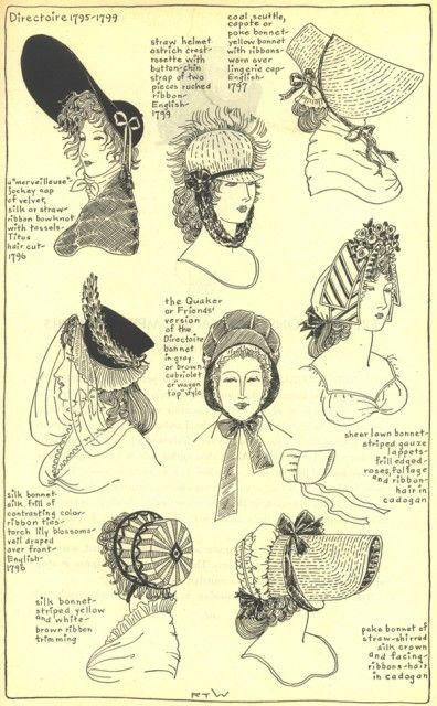 Village Hat Shop Gallery    The Mode in Hats and Headdress  A Historical  Survey  0d6ec7d1f8
