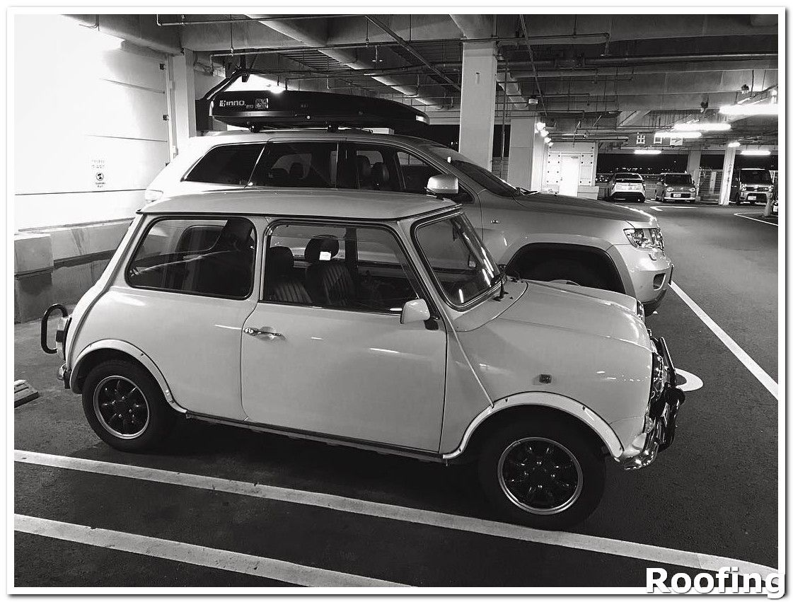 Roofing Equipment Do Not Choose A Roofer Based Solely On Price Sure Cheaper Prices May Be Good For Your Pocket Roofing Equipment Mini Clubman Cool Roof