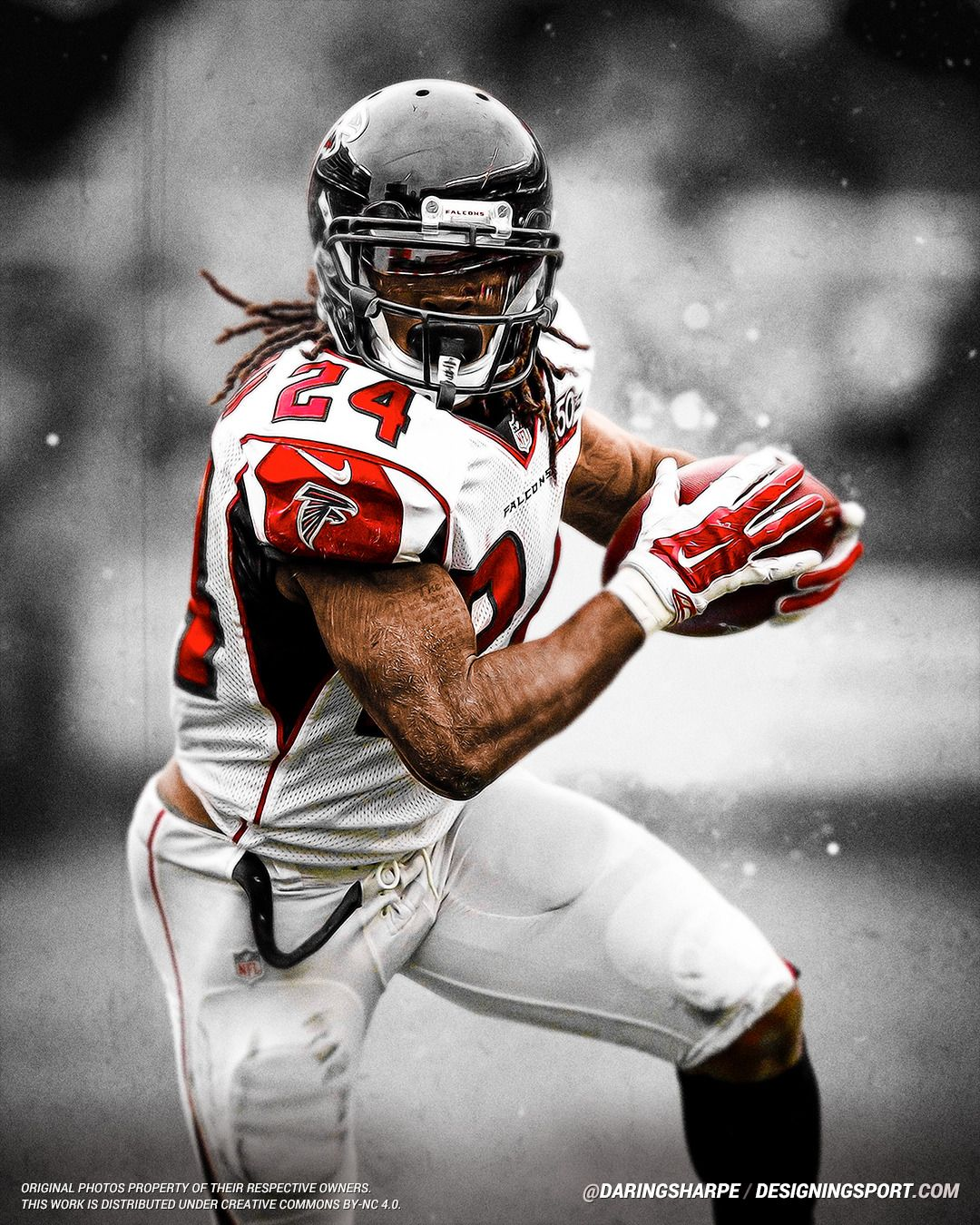 Devonta Freeman Atlanta Falcons Designing Sport Devonta Freeman Atlanta Falcons Atlanta