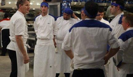 who was eliminated on hells kitchen season 12 tonight week 5 who was voted - Hells Kitchen Season 12