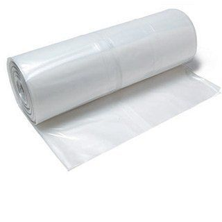 Plastic Poly Sheeting 10 X 100 6 Mil Foam Carving Plastic Sheets Slip And Slide