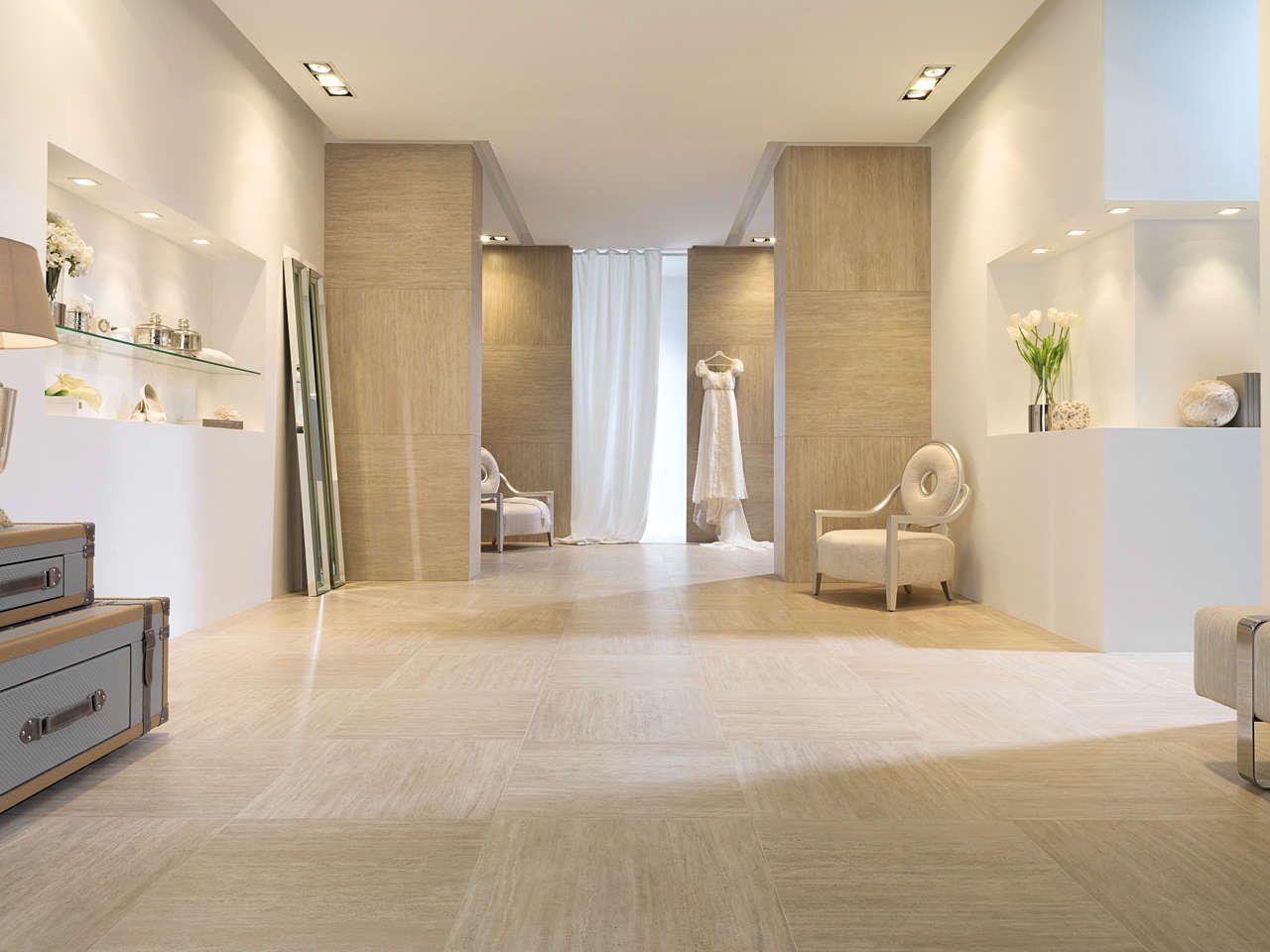 collection carrelage urbatek porcelanosa travertino beige. Black Bedroom Furniture Sets. Home Design Ideas