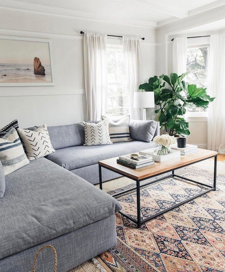 elegant  modern farmhouse living room decor ideas livingroomdecor livingroomdecorideas also what you need to know about home diy apartments small rh pinterest