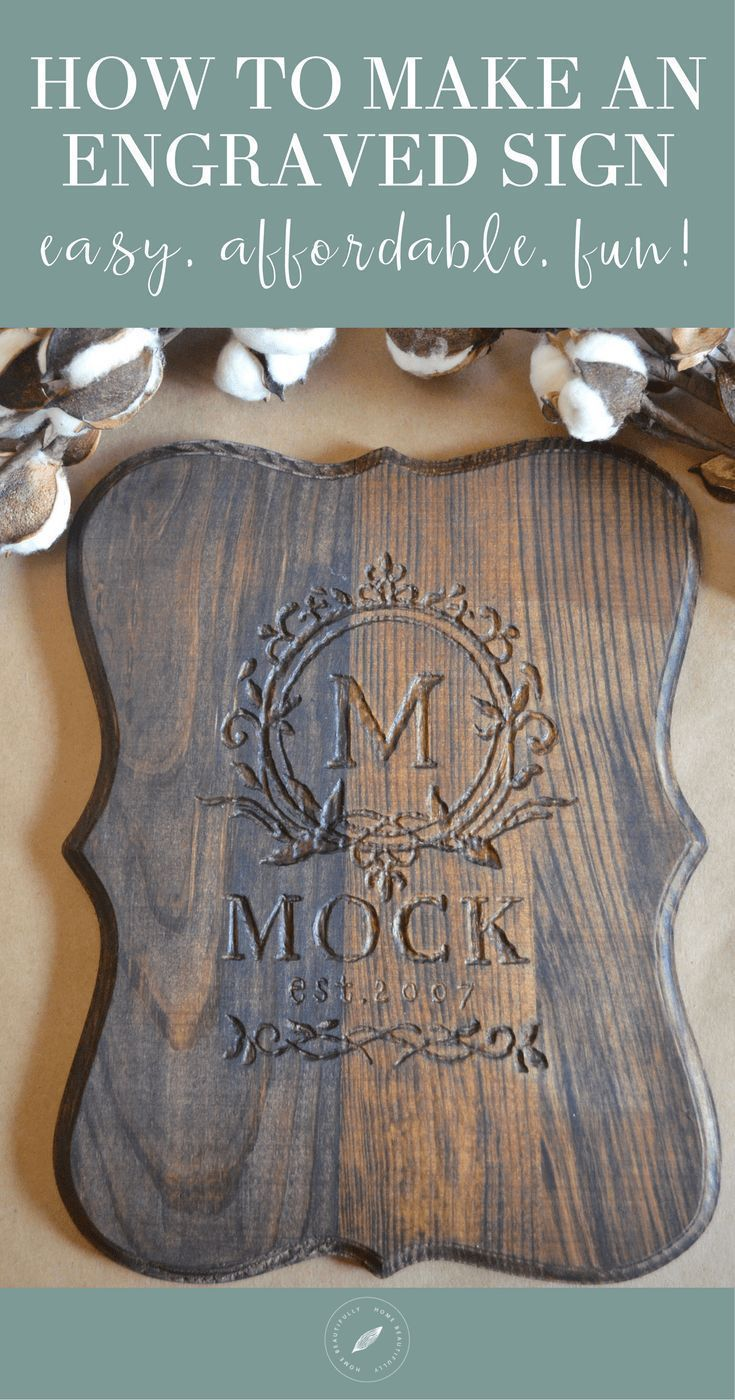 Photo of Find out how you can set an example with Dremel! Engraving a Homeade wooden plate …