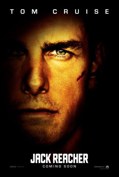 Jack Reacher Movie Poster Tom Cruise Movies Jack Reacher Movie Jack Reacher