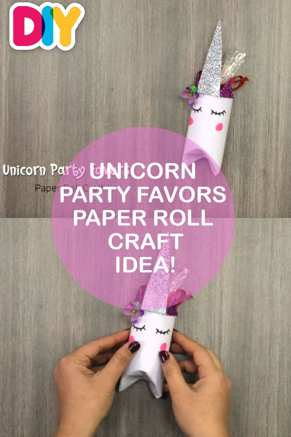 34++ Unicorn themed arts and crafts info