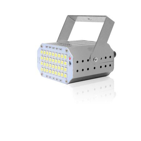 Strobe Light Walmart Mesmerizing Technical Pro White Led Strobe Light  Walmart Lights And Products