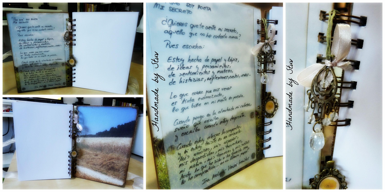 A vintage diary: Details - Un diario vintage: Detalles