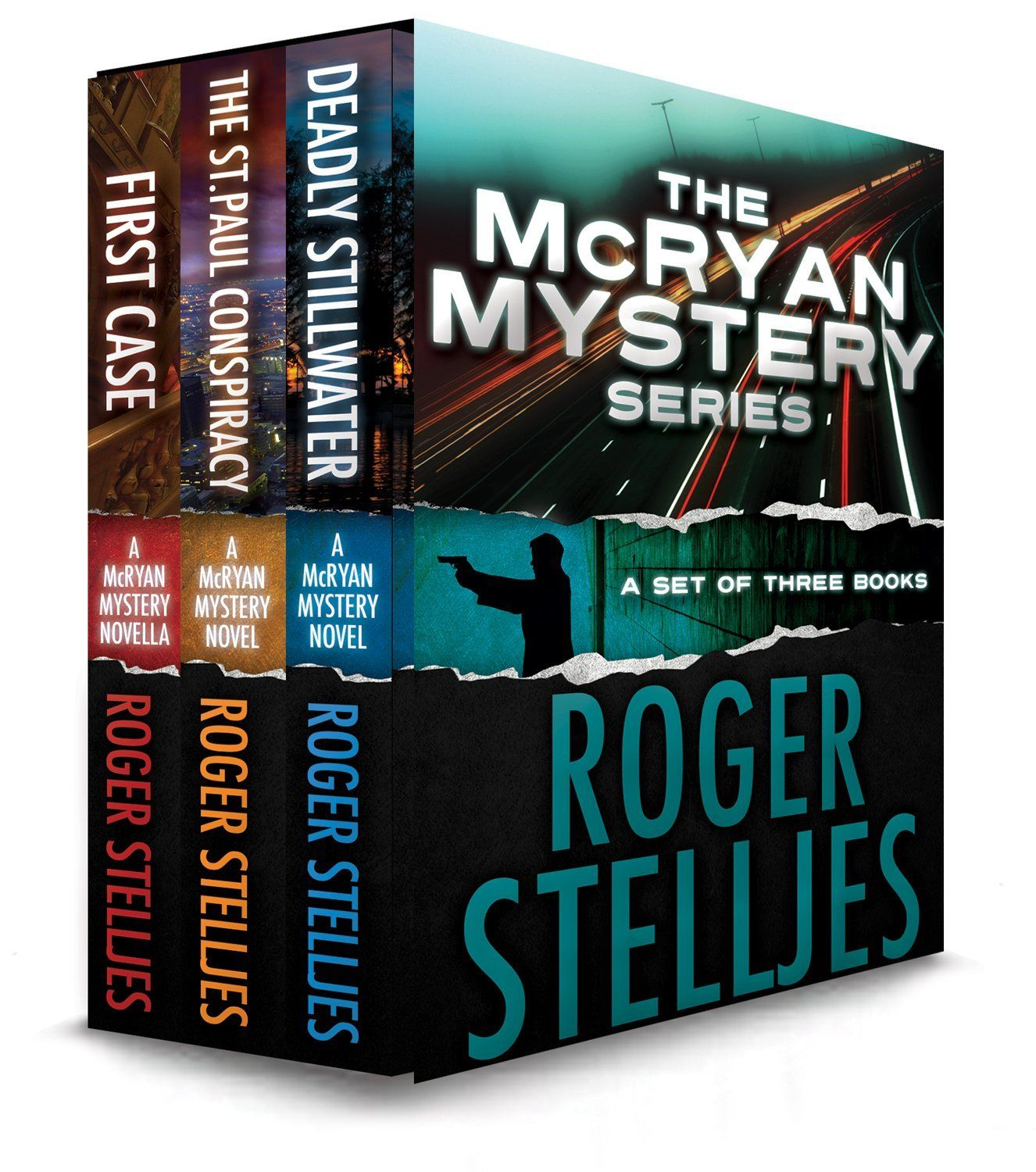 First Deadly Conspiracy Box Set Mcryan Mystery Series Books 1 3 Kindle Edition By Roger Stelljes Mystery Thril Mystery Thriller Mystery Series Mystery